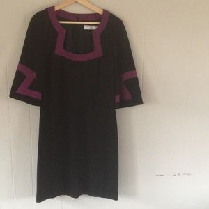 Trina Turk bell sleeve shift dress size 4/6